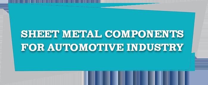 Sheet Metal Tool Maintenance